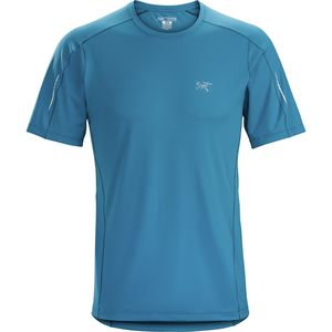 Arc'teryx Motus Short-Sleeve Crew Shirt - Men's