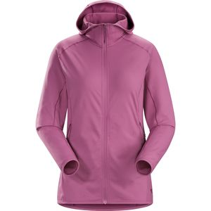 Arc'teryx Adahy Hooded Fleece Jacket - Women's