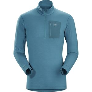 Arc'teryx Satoro SV Zip-Neck Top - Men's