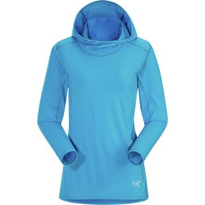 Arc'teryx Phasic Sun Hooded Shirt - Women's