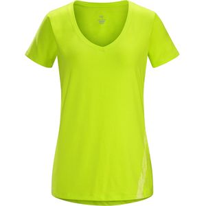 Arc'teryx Regenerate Short-Sleeve V-Neck - Women's