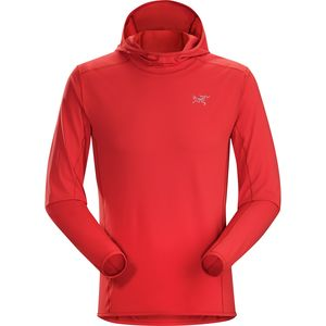Arc'teryx Phasic Sun Hooded Shirt - Men's