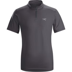 Arc'teryx Phasic Evolution Zip Neck Shirt - Men's