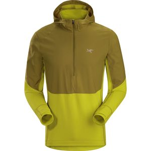 Arc'teryx Aptin 1/2-Zip Hooded Fleece Pullover - Men's