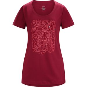 Arc'teryx Block Short-Sleeve T-Shirt - Women's