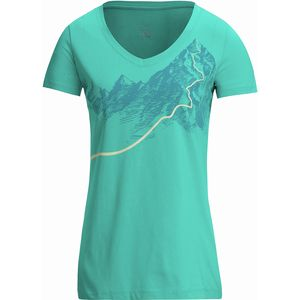 Arc'teryx Afterglo V-Neck Top - Women's