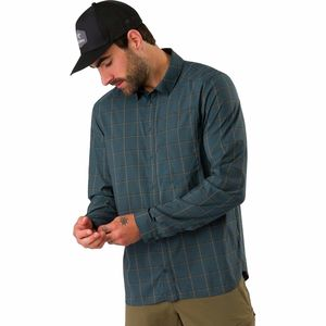 Arc'teryx Riel Long-Sleeve Button-Down Shirt - Men's