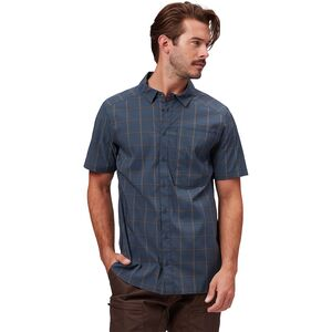 Arc'teryx Riel Short-Sleeve Button-Down Shirt - Men's