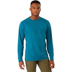 Arc'teryx Kadem Crew Long-Sleeve Shirt - Men's