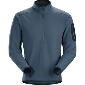 Arc'teryx Delta LT Zip-Neck Fleece Pullover - Men's