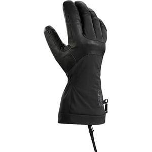Gloves Diamond Stretch Gloves 0-10 ° C Color Black-Red-Grey