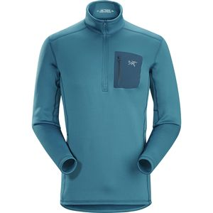 Arc'teryx Rho AR Zip-Neck Top - Men's