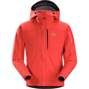 Arc'teryx Gamma MX Hooded Softshell Jacket - Men's
