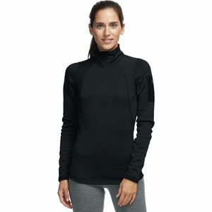Arc'teryx Rho AR Zip-Neck Top - Women's