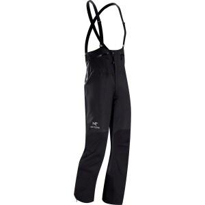 Black ski pants ladies