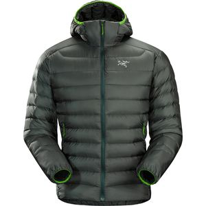 Arc'teryx Cerium LT Hooded Down Jacket - Men's | Backcountry.com