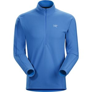 Arc'teryx Delta LT Zip-Neck Top - Men's