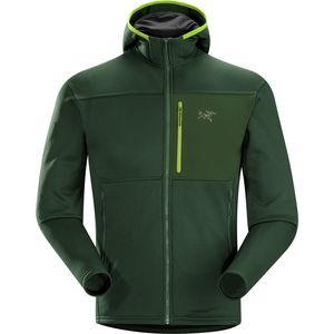 Arc'teryx Fortrez Fleece Hooded Jacket - Men's