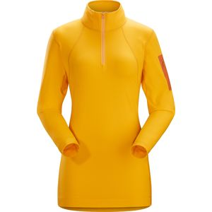 Arc'teryx Rho LT Zip Neck Top - Women's