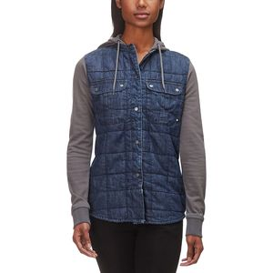 Armada Ruston Button-Up Hoodie - Women's