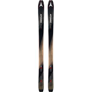 Atomic Backland 85 Alpine Touring Ski + Hybrid Skin 85