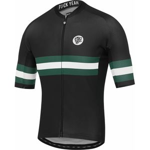Attaquer All Day Tri-Stripe Short-Sleeve Jersey - Men's