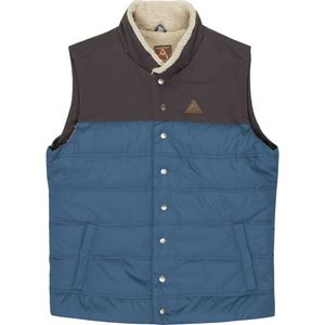 Avalanche Moss Canvas Vest - Men's