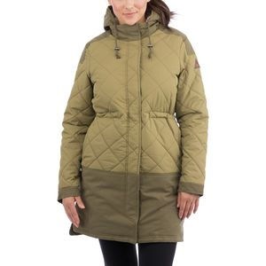 Avalanche Moss Insulated Parka - Women's
