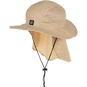 Avalanche Woven Drop Shade Mesh Boonie with Drawstring