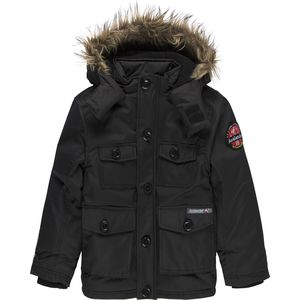 Avalanche Heavy Parka with Faux Fur Trim - Boys'