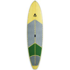 Adventure Paddleboarding AllRounder X2 Bamboo Stand-Up Paddleboard