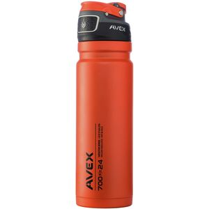 Avex FreeFlow Stainless Steel Hydration Bottle - 24oz