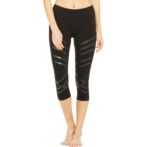 Alo Yoga Airbrush Capri Tights - Women's