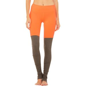 Alo Yoga Goddess Ribbed Leggings - Women's
