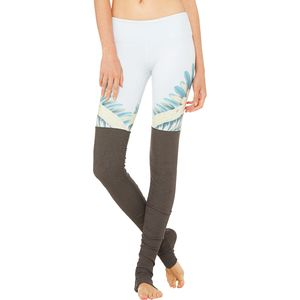 Alo Yoga Gypset Goddess Ribbed Legging - Women's