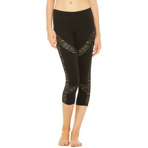 Alo Yoga Charm Capri Tights - Women's