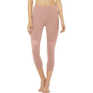Alo Yoga High-Waist Coast Capri Pant - Women's