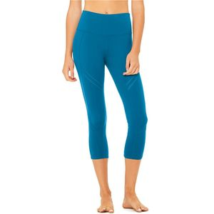 Alo Yoga High-Waist Cosmic Capri - Women's