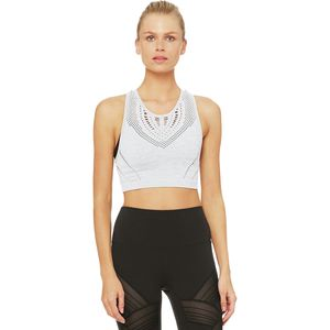 ALO YOGA Lark Crop Top - Women's