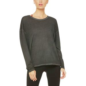 Alo Yoga Falls Long-Sleeve Top - Women's