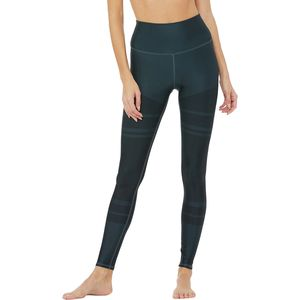 Alo Yoga High-Waist Tech Lift Airbrush Legging - Women's