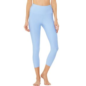 Alo Yoga Tech Lift High-Waist Airbrush Capri - Women's