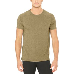 ALO YOGA Triumph Crew Neck T-Shirt - Men's