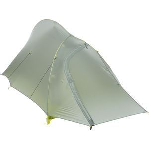 Big Agnes Fly Creek 1 Platinum Tent: 1-Person 3-Season