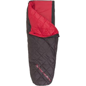 Big Agnes Cross Mountain Sleeping Bag: 45 Degree Synthetic Top Reviews