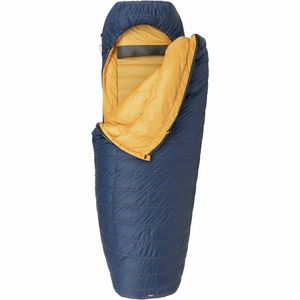 Big Agnes Summit Park Sleeping Bag: 15 Degree Down