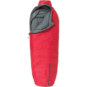 Big Agnes Gunn Creek Sleeping Bag: 30 Degree Synthetic