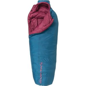 Big Agnes Brooklyn Sleeping Bag: 0 Degree Synthetic - Women's