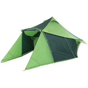 Big Agnes Mint Saloon Tent: 8-Person 3-Season
