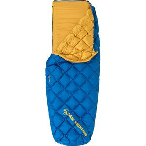 Big Agnes Yampa Sleeping Bag: 45 Degree Down